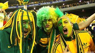 Adam Hills guides you through Australia's chances in Group B