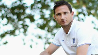 Frank Lampard on Rooney criticism and England's plans for facing Suarez