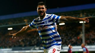 Charlie Austin scores twice to take QPR off the bottom of the table.