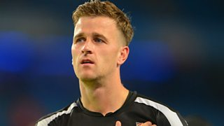 Kieran is a Newcastle fan and wasn't too happy with Mark Chapman despite their win.