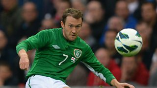Celtic chief executive Peter Lawwell hopes Aiden McGeady isn't booed by Scotland fans.
