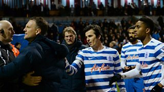 Steve Claridge says footballers cannot respond to abuse from
