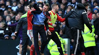 Nottingham Forest boss Stuart Pearce says last-gasp winner at Derby will boost the team.