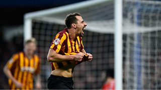 League One Bradford City produce an FA Cup shock to knock-out Chelsea