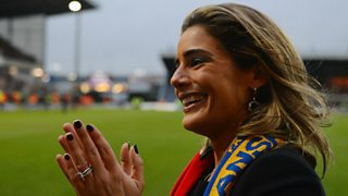 Mansfield Town CEO Carolyn Radford says she has been subject to shocking sexist abuse