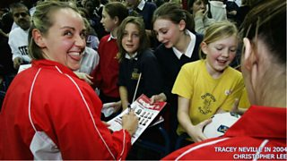 Interim head coach Tracey Neville will lead the England netball team at the World Cup.