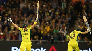 Australia beat co-hosts New Zealand by seven wickets to win the cricket World Cup.