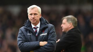 Alan Pardew says a number of British managers don't get the credit they deserve.