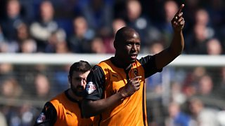 Wolves 1 - 1 Ipswich
