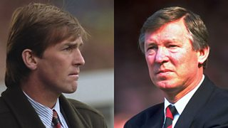 Ex Blackburn boss Kenny Dalglish on Sir Alex Ferguson's mind game tactics in 1995.