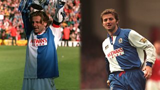 Blackburn's 94-95 title winning captain Tim Sherwood reveals stories behind the success.