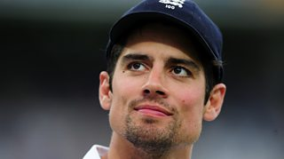 Alastair Cook's first coach predicts the cricketer's future.