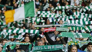 Dr Steve Frosdick worked closely with Celtic on their new safe standing plans.