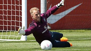 """Ben Smith said ex-teammate Hart stood out as """"head and shoulders above the rest of us""""."""