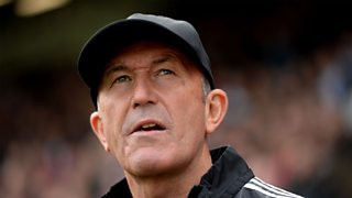 Tony Pulis reacts to the success of home nations qualifying for Euro 2016.