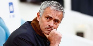 """Chris Waddle says he feels """"sorry"""" for Mourinho's poor start to the season."""