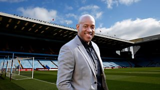 BBC presenter and ex-Villa striker Dion Dublin puts Aston Villa under the hammer.