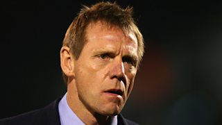 Stuart Pearce describes how Tony Pulis provided motivation after his sacking at Man City.