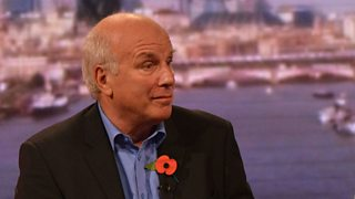 FA chairman Greg Dyke gives his view on Roy Hodgson's future as England manager.