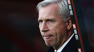 Crystal Palace co-chairman Steve Parish on the future of manager Alan Pardew.