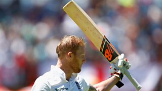 Ben Stokes reminds ex England captain Michael Vaughan of two of the greats of cricket.