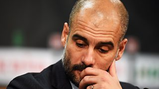 Journalist, John Cross thinks the Spaniard will be Manchester City manager next season.