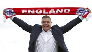 Ian Wright says allegations against England boss Sam Allardyce are