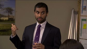 Parks and Recreation - Preview: The man with the tiny cup