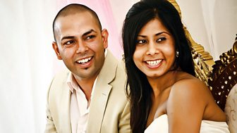 Don&#039;t Tell the Bride, Series 3 - Ritesh and Sheena