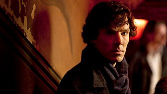 Sherlock, Series 1 - 2. The Blind Banker
