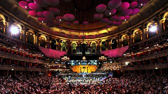 Concerto at the BBC Proms, Mendelssohn Violin