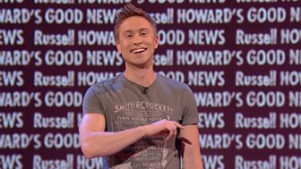 Russell Howard&#039;s Good News, Series 8 - Episode 4