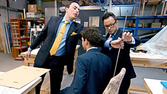 The Apprentice, Series 9 - 3. Flat-Pack