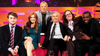 The Graham Norton Show, Series 13 - Episode 7
