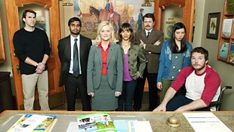 Parks and Recreation, Series 2 - 17. Woman of the Year