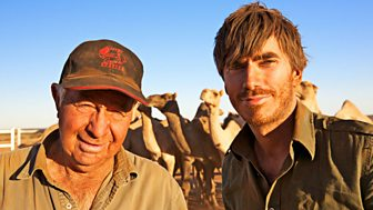 Australia with Simon Reeve, Episode 1