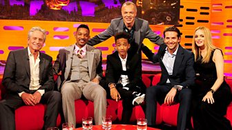 The Graham Norton Show, Series 13 - Episode 8