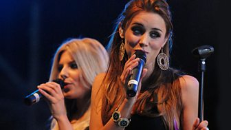 BBC Radio 1's Big Weekend, Derry~Londonderry, 2013 - The Saturdays & Ellie Goulding
