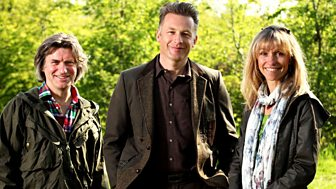 Springwatch, 2013 - Episode 1
