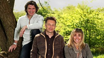 Springwatch Unsprung, 2013 - Episode 1