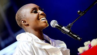 BBC Radio 1's Big Weekend, Derry~Londonderry, 2013 - Laura Mvula & Labrinth