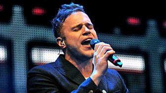 BBC Radio 1's Big Weekend, Derry~Londonderry, 2013 - Olly Murs & The Script
