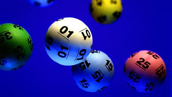 The National Lottery Draws, 25/05/2013