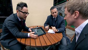 The Apprentice, Series 9 - 8. Online Dating