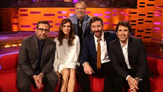 The Graham Norton Show, Series 13 - Episode 12