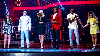 The Voice UK, Series 2 - The Live Final