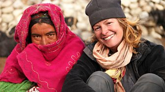 Wild Shepherdess with Kate Humble, Afghanistan