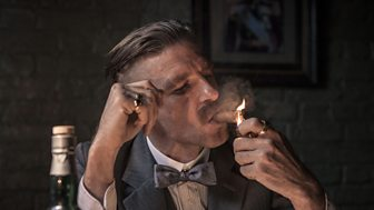 Bbc Two Peaky Blinders Series 1 Arthur Shelby