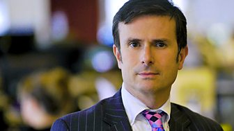 Peston and the Money Men