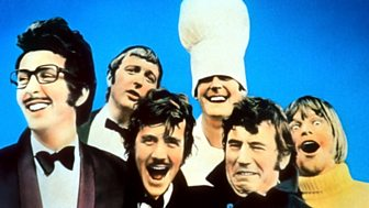Monty Python's Wonderful World of Sound